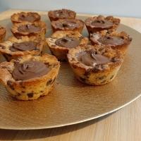 RECETTE de mes Cookies Cup au chocolat